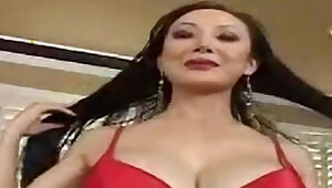 Nasty Asian woman