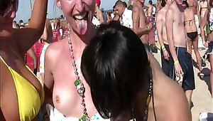 special assignment beach parties uncensored scene