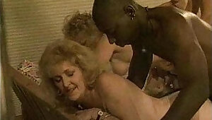 Old Mature Skeet Party
